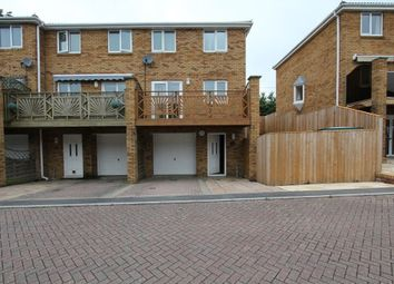 Thumbnail 3 bed town house for sale in Voisey Close, Chudleigh Knighton, Chudleigh, Newton Abbot