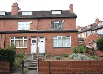 Thumbnail 4 bed terraced house to rent in Avenue Crescent, Roundhay, Leeds