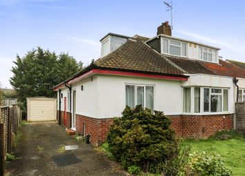 Thumbnail 2 bed semi-detached bungalow for sale in Ardingly Drive, Goring-By-Sea, Worthing