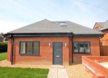 Thumbnail 2 bed detached bungalow for sale in The Crescent, New Malden