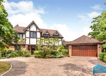Garden Close, Arkley, Barnet EN5. 5 bed detached house