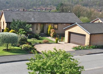 Thumbnail 4 bed detached bungalow for sale in Craigdimas Grove, Dalgety Bay, Dunfermline