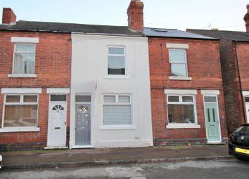 Thumbnail 2 bedroom terraced house for sale in Gladstone Street, Beeston, Nottingham