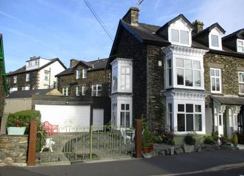 Thumbnail 7 bed semi-detached house for sale in Lake Road, Windermere