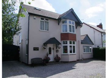 Thumbnail 9 bed detached house for sale in Stratford Road, Solihull