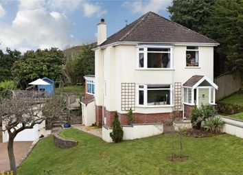 Thumbnail 4 bed detached house for sale in Abbotskerswell, Newton Abbot, Devon