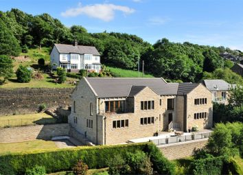 5 bed detached house for sale in New Mill Road, Holmfirth, West Yorkshire HD9