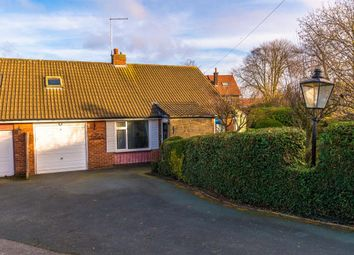 Thumbnail 2 bed semi-detached bungalow for sale in Stanhope Avenue, Horsforth