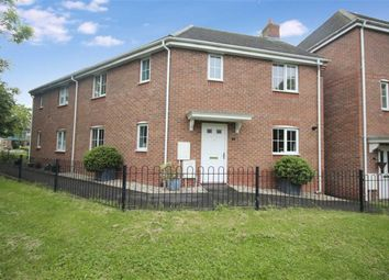 Thumbnail 3 bed semi-detached house for sale in Endeavour Road, Oakley Park, Swindon