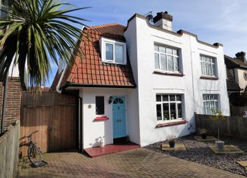 Thumbnail 3 bed property for sale in St. Leonards Gardens, Hove
