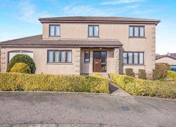 Thumbnail 5 bedroom detached house for sale in West Park Crescent, Inverbervie, Montrose, Angus