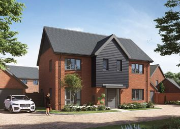"""Thumbnail 5 bedroom detached house for sale in """"Stratford"""" at Old Wokingham Road, Crowthorne"""