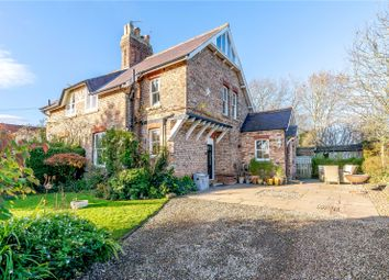 Thumbnail 4 bed semi-detached house for sale in Studley Roger, Ripon, North Yorkshire