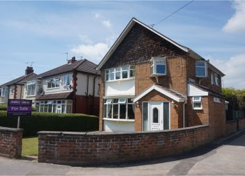 Thumbnail 3 bed detached house for sale in Rokeby Avenue, Hull