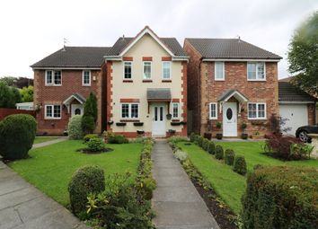 Thumbnail 3 bed detached house for sale in The Riddings, Whitby, Ellesmere Port