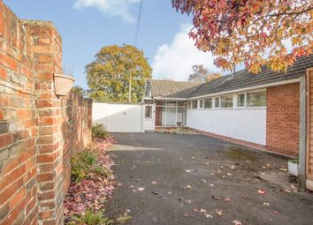 Thumbnail 3 bed detached bungalow for sale in Mountway Road, Bishops Hull, Taunton