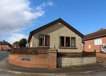 Thumbnail 2 bed detached bungalow for sale in Hill Top Close, Pontefract