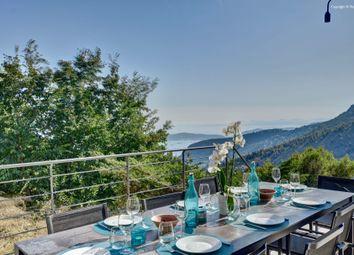 Thumbnail Villa for sale in La Turbie, La Turbie, Villefranche-Sur-Mer, Nice, Alpes-Maritimes, Provence-Alpes-Côte D'azur, France