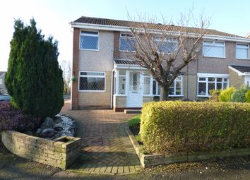Thumbnail 4 bed semi-detached house to rent in Thornham Drive, Astley Bridge, Bolton