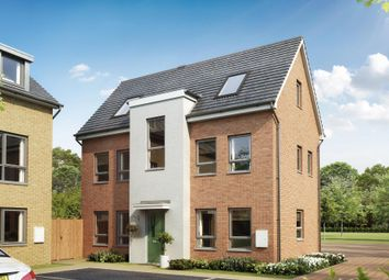 "Thumbnail 4 bed semi-detached house for sale in ""Hesketh"" at Fen Street, Wavendon, Milton Keynes"