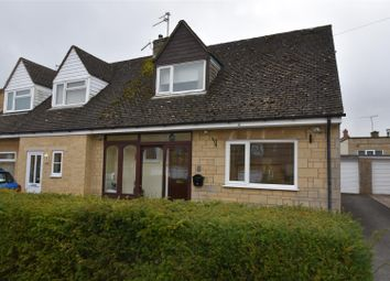 Thumbnail 2 bedroom semi-detached house for sale in Shepherds Way, Stow On The Wold, Gloucestershire