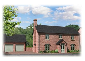 Thumbnail 5 bed detached house for sale in William Ball Drive, Horsehay, Telford, Shropshire