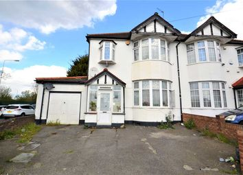 Thumbnail 3 bedroom end terrace house for sale in Avondale Crescent, Redbridge, Ilford