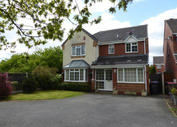 Thumbnail 4 bed property for sale in Warwick Way, Leegomery, Telford