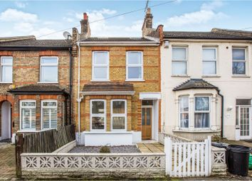 3 bed terraced house for sale in Grove Hill, London E18