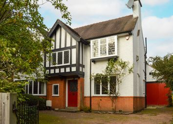 Thumbnail 4 bed detached house to rent in Guilford Road, Stoneygate, Leicester