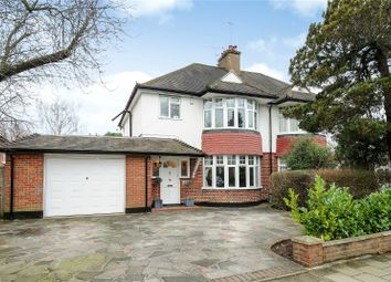 Thumbnail 3 bedroom semi-detached house for sale in Cecil Park, Pinner, Middlesex