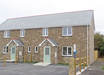 Thumbnail 3 bed semi-detached house to rent in South Street, Sheepwash, Beaworthy