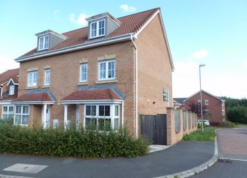 Thumbnail 4 bed semi-detached house to rent in Ashurst Grove, Radcliffe, Manchester