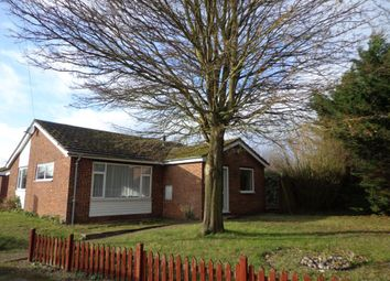 Thumbnail 3 bedroom detached bungalow to rent in St. Nicholas Drive, Feltwell