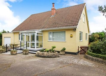 Thumbnail 4 bed bungalow for sale in Ashwater, Beaworthy