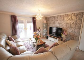 Thumbnail 2 bedroom flat for sale in Burnleigh Court, Over Hulton, Bolton, Lancashire.