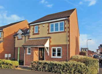Thumbnail 4 bed end terrace house for sale in St. Crispin Drive, Duston, Northampton