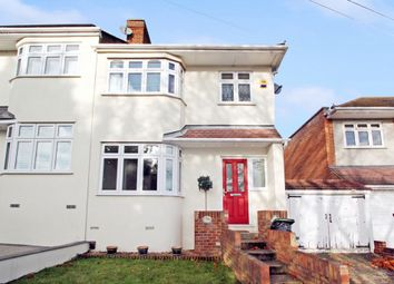 Thumbnail 3 bed semi-detached house to rent in Edwin Close, Bexleyheath