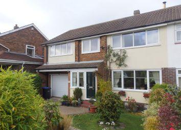 Thumbnail 4 bedroom semi-detached house for sale in Ridgeside, Kirk Merrington, Spennymoor