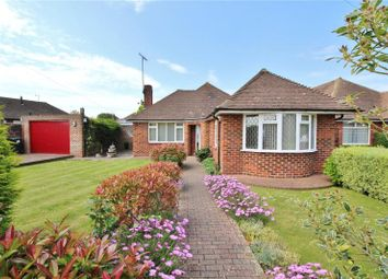 Thumbnail 2 bed detached bungalow for sale in Hall Avenue, Worthing, West Sussex