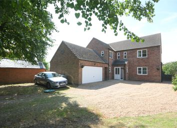 Thumbnail 4 bed detached house for sale in Billingborough Road, Horbling, Sleaford