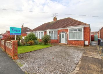 Thumbnail 2 bed bungalow for sale in Mancklin Avenue, Hull