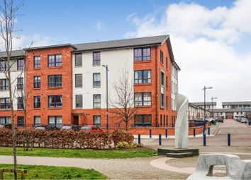 Thumbnail 2 bed flat for sale in 8 Oatlands Square, Glasgow