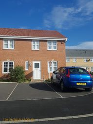 Thumbnail 3 bed semi-detached house to rent in Bourneville Drive, Stockton -On-Tees