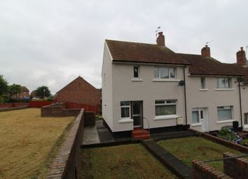 Thumbnail 2 bed end terrace house for sale in Sannox View, Ayr