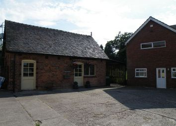 Thumbnail 1 bed cottage to rent in Audlem Road, Hatherton, Nantwich