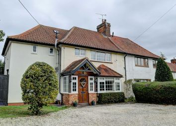 Thumbnail 3 bed semi-detached house to rent in Ellesborough Road, Little Kimble, Aylesbury