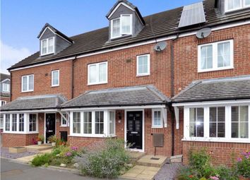 Thumbnail 4 bed mews house for sale in Madeley Court, Madeley, Crewe