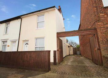 Thumbnail 2 bedroom semi-detached house for sale in Deben Road, Ipswich
