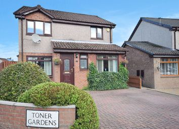 Thumbnail 3 bed detached house for sale in Toner Gardens, Overtown, Wishaw